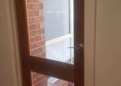 Melbourne Emergency Glass Pet Safe Dog Door